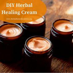 Herbal healing cream