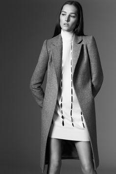 visual optimism; fashion editorials, shows, campaigns & more!: josephine le tutour by dan martensen for mugler pre-fall 2015