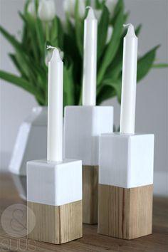 modern candlestick