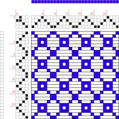draft image: Page 12, Figure 13, Revised Edition of Textile Design Book, Emil Jansen, 4S, 4T