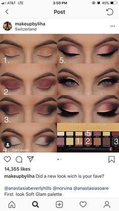 """Also not mine! Look by Liha History of eye makeup """"Eye care"""", put simply, """"eye Glam Makeup, Makeup Geek, Skin Makeup, Makeup Inspo, Eyeshadow Makeup, Makeup Inspiration, Eyeliner, Beauty Makeup, Makeup Tips"""