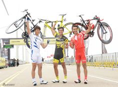 Dou Shawn, Eddie Peng, and Choi Siwon star in upcoming To The Fore movie