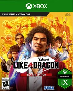 Yakuza Like A Dragon Family Betrayal, Dragon Day, Unique Jobs, Take The Fall, Losing Faith, Waiting For Him, Xbox One Games, Mini Games, Street Signs