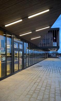 Gallery of School Complex in Serris / Ameller, Dubois & Associés - 12