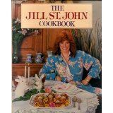 This book has some of the most beautiful table settings!! The Jill St. John Cookbook