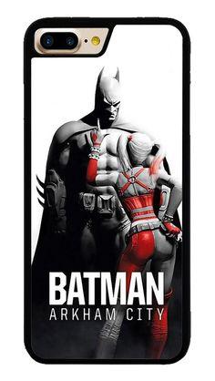 Batman arkham city 3 for iPhone 7 Plus Case #Batman #City #Transformer #Grahanformer #IPhone7Plus #IphoneCase #Covercase #Phonecase #Cases #Favella