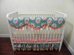 Baby Bedding Crib Set Jessica New! : Just Baby Designs, Custom Baby Bedding Custom Crib Bedding Custom Nursery Bedding