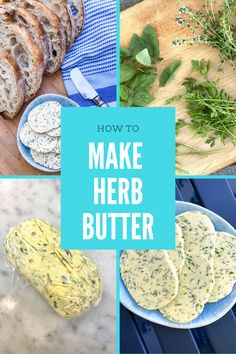 Make your own herb butter at home Dinner Party Recipes, Appetizers For Party, Fresh Chives, Fresh Herbs, Salmon Dishes, Herb Butter, Grilled Salmon, Vegetarian Paleo, Great Recipes