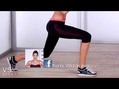 "VSX ""The Sexiest Workout Ever"": Legs (Summer 2012)"