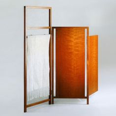 Roberto Collovà Paravento Room Divider -    Two frames and a door make up three vertical planes to hide, to watch oneself, to take a look, to catch a glimpse.