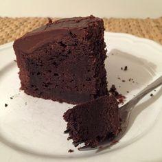 olles *Himmelsglitzerdings*: Schokoladenkuchen mit Sauerkraut neu aufgelegt - saftig, schokoladig, extra lecker