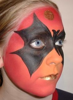 Top+Body+Paint+for+Halloween | Body Painting: Halloween Face Painting Ideas