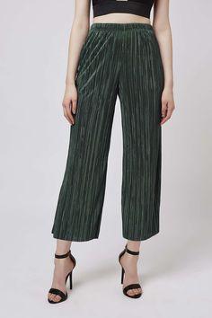 Pleat Awkward Trousers