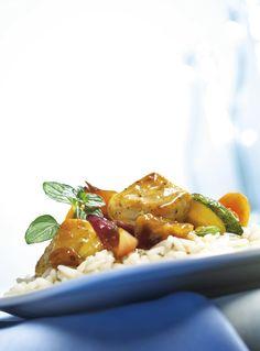 Tajine z kurczaka z figami. Kuchnia Lidla - Lidl Polska. #lidl #azja #vitasia