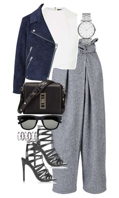 """""""Untitled #2849"""" by angieswardrobe ❤ liked on Polyvore featuring STELLA McCARTNEY, Topshop, Acne Studios, Proenza Schouler, Yves Saint Laurent, Marc by Marc Jacobs and M.N.G"""