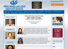 "Canyon View Dentistry- We custom designed this dental website with latest in PHP, CSS and JavaScript. The website also has a ""custom"" programmed CMS (content management system) which allows the office the ability to update and add dental services and other content on-the-fly. Because this website was ""custom"" designed, any features can be added in the future. #webdesign #CanyonViewDentistry #HyperlinksMedia"