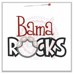 Bama Rocks!