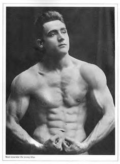 Charles Atlas, c. Pound Of Fat, Best Abs, Retro Men, Boost Your Metabolism, Arnold Schwarzenegger, Dont Understand, Lose Fat, Build Muscle, Movie Stars