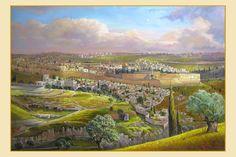 Alex Levin - Light of Jerusalem