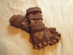 Link's gauntlets?  Link's gauntlets!  I am allergic to knitwear and I'd still wear these like a boss.