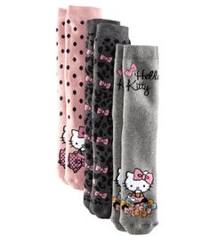 H hello kitty socks Hello Kitty Accessories, Hello Kitty Items, Kawaii, Crazy Socks, Petite Fashion, Sanrio, Cool Cats, Cool Stuff, Stuff To Buy