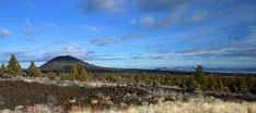 #CaliforniaDreamBig A cinder cone - Lava Beds National Monument