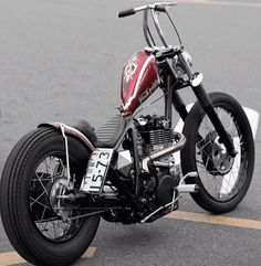 SR400 custom--I need a fleet of bikes, choppers, motocross, etc! I LOVE Motorcycles!! <3