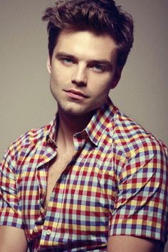 Not only is his name Sebastian, the hottest name out there, but his face too.