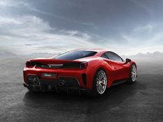 Official: Ferrari 488 Pista, Lighter and More Powerful (Specs and Pics)