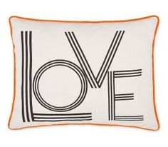 Show your love for the Studio collections with this Love Cushion from Next