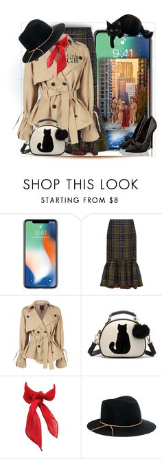 """Vintage is Back!"" by tgtigerlily ❤ liked on Polyvore featuring Stella Jean, Marissa Webb, Eugenia Kim and vintage"
