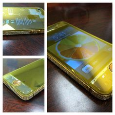 Transparent Mirror Finish iPhones