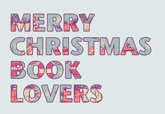 Merry Christmas Book Lovers!