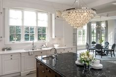 Since Kylemore Communities/Angus Glen Development has established a reputation for being an industry innovator and builder of superior quality homes and communities Home Decor Kitchen, New Kitchen, Home Kitchens, Kitchen Ideas, Foyer Flooring, Interior Decorating, Interior Design, Decorating Ideas, Traditional Kitchen