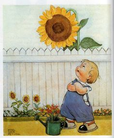 Mabel Lucie Attwell (1879-1964), British illustrator.