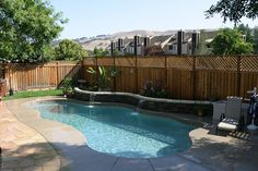 viking fiberglass pool images | Cancun 7b - Fiberglass Pools - Viking Pools | Flickr - Photo Sharing!
