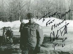 Colin Powell, Fort Devens, 1Lt., Commanding Officer of Company A, 1st Battle Group, 4th Infantry, U.S. Army