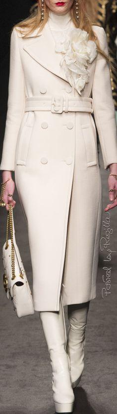 Regilla ⚜ Gucci, Fall 2016