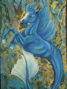 Hippocampus by *OneWingedAngel150 on deviantART