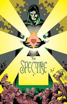 The Spectre by P. Craig Russell (from The Spectre v.4 #25)