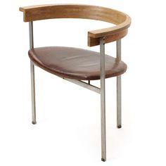 PK-11 Chair by Poul Kjaerholm 5
