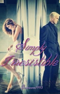 """You should read """"Simply Irresistible"""" on #Wattpad 