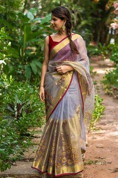 6da174ebda31c3 designer blouses Silk Saree Blouse Designs, Saree Blouse Patterns, Indian  Beauty Saree, Saree