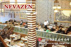 Özel günleriniz için her zaman hazırız. Bilgi ve rezervasyon için:  Tel: 0216 527 64 64 www.nevazen.com.tr
