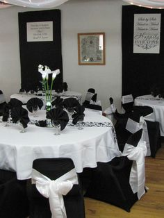Dazzle by Dawn   Banquet decorations party rentals chair covers
