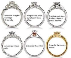 I <3 the Ariel ring...