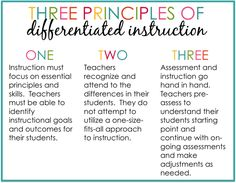 509 best differentiated instruction images on pinterest teaching