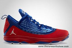 Discounts Jordan CP3.VI AE Sport Red White-Game Royal 580580-607