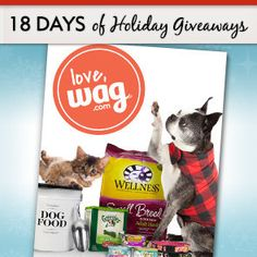 Win one of two Wag.com $500 Gift Cards!