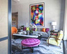 jamie drake's apartment | Jamie Drake's trendy New York apartment | Interior Design